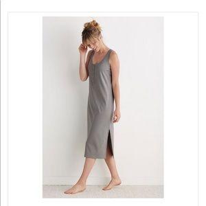 Pima Cotton Midi Dress